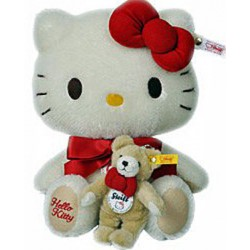 Hello Kitty Steiff