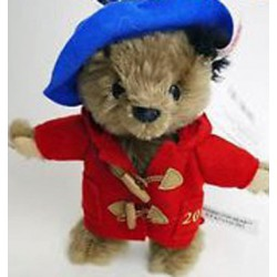 Paddington Keyring Japon