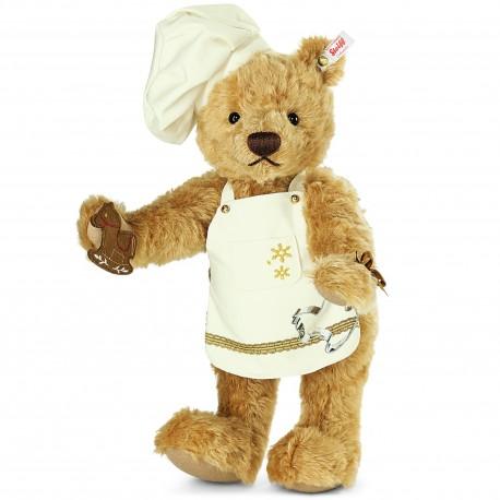 Christmas baker Teddy bear