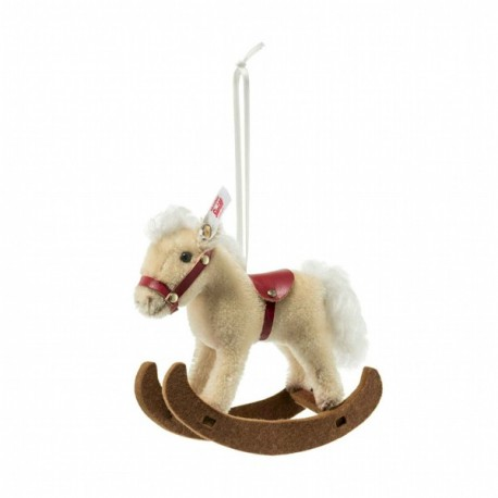 Steiff Rocking-Horse-Ornement