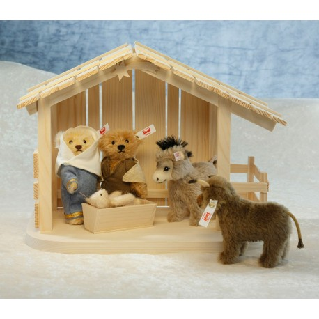 Steiff Nativity