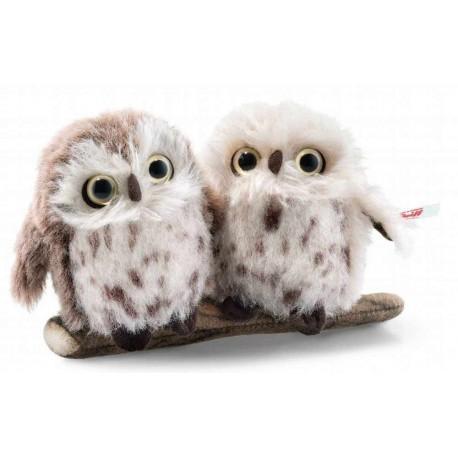 Steiff Owl set