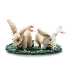 Steiff Rabbit set