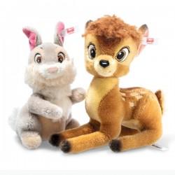 Steiff Bambi et Thumper