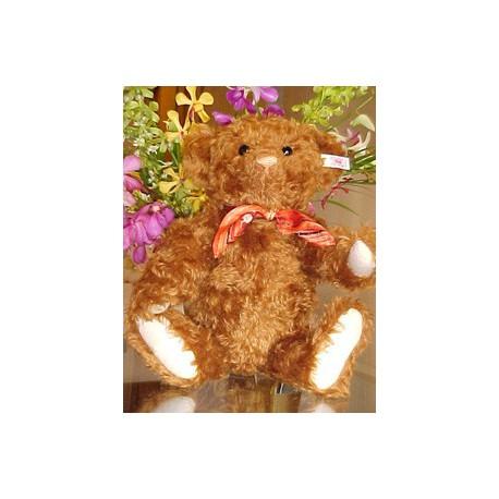 Steiff Raffles bear
