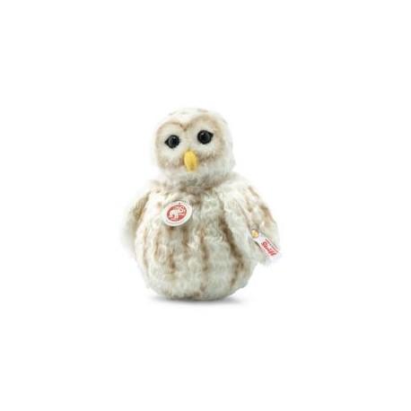 Steiff Snowy Owl Roly