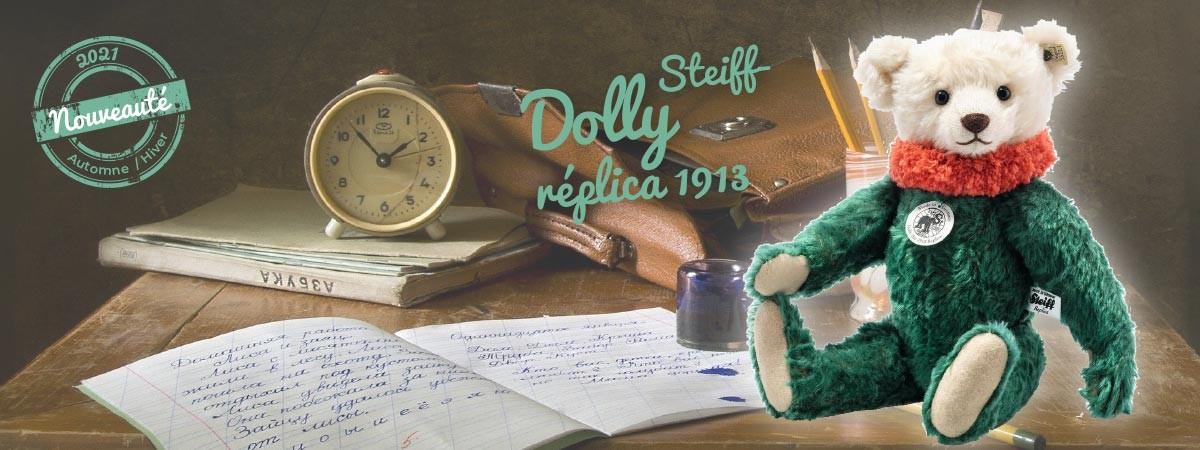 Dolly réplica 1913 - Steiff